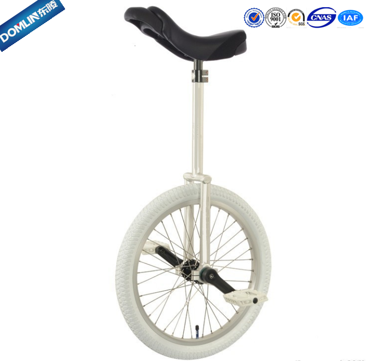 DOMLIN 20''aluminum alloy self balancing unicycle bicycle one wheel bike