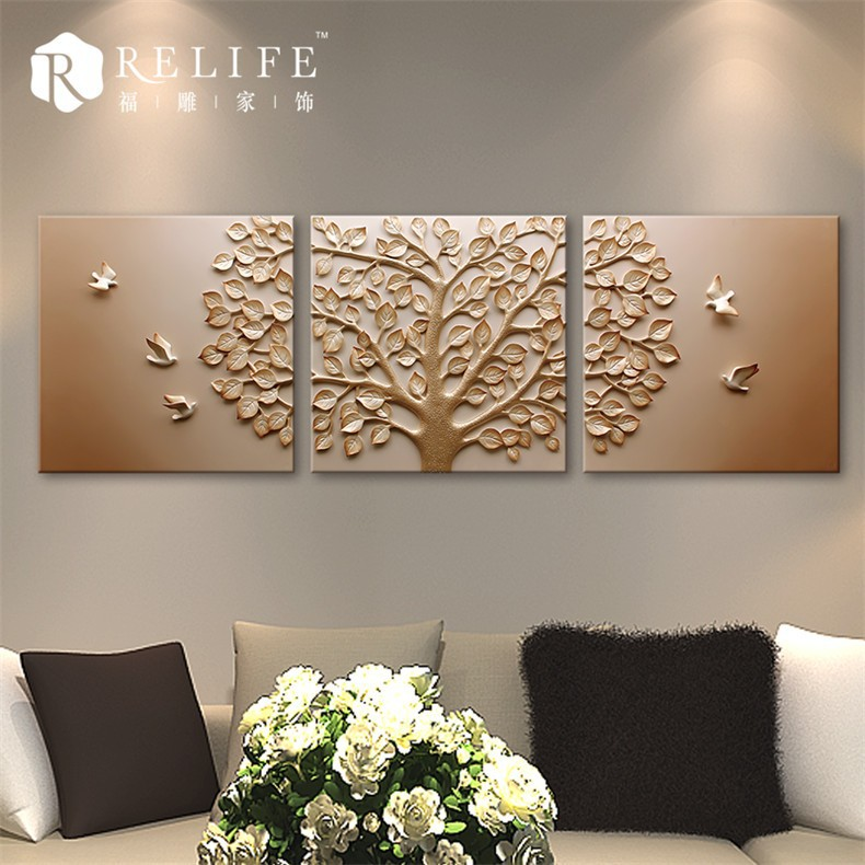 Best Price 3d Handmade Wall Art Tree Of Life Home Decor Buy