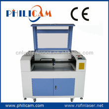 rubber sheet laser cutting machine(cnc router) for non- metal, wood, leather, etc.