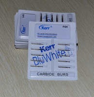 Hot selling all size kerr dental carbide burs/laboratory carbide cutter