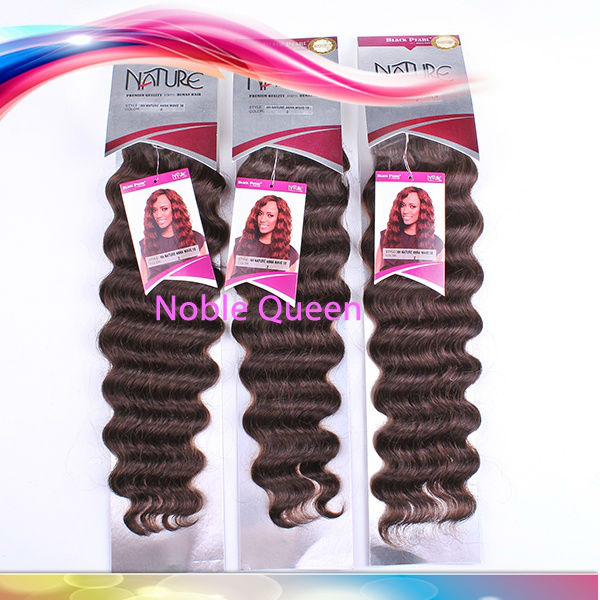 Noble Queen Products 5A Top Quality Remy Hair Extension Indian Remy Hair Black Pearl HH ANNA Weave