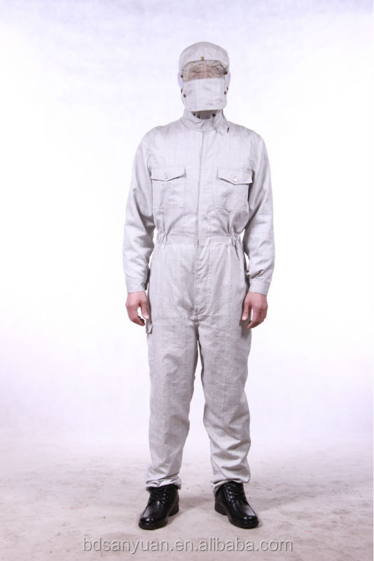 electrical shock proof clothing