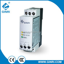 GINRI Single Phase Voltage Monitor Relay SVRD Over voltage/under voltage relay