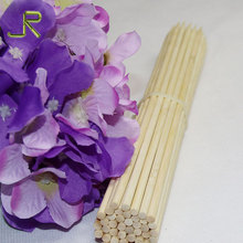 Chinese supplier heat resistance 5mm bbq bamboo skewers wholesale