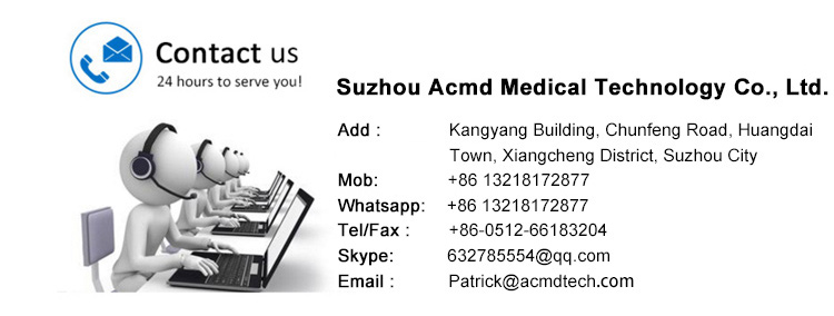 ACMD Stable Long Time Accuracy Medical LCD Area Gas Alarm