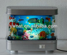 Latest and beautifully aquarium background painting for hot sale
