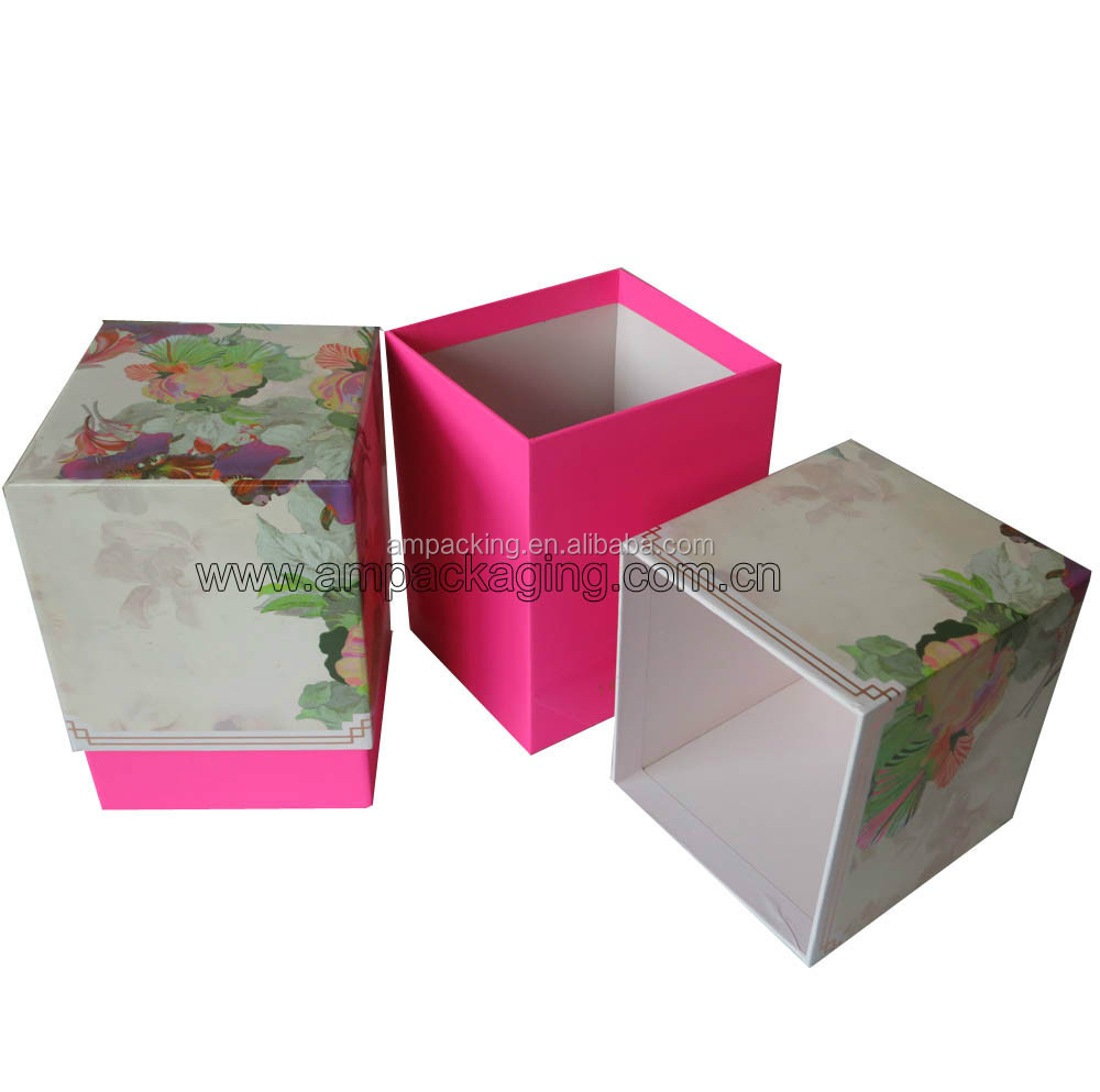 Top Quality Made in China Square Hat Paper Box