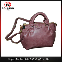 Trending hot products 2016 leather wash bag new items in china market