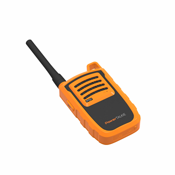 2019 2W UHF RF two way radios and communications digital waterproof IP67 power talkie with GPS tracking