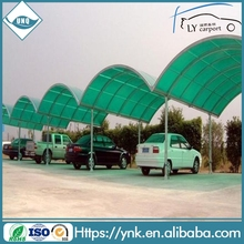 Top Quality aluminium carport polycarbonate canopy roof
