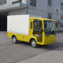 Utility Cart electric closed pickup truck for sale