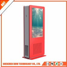 "Odm 32"" 1920 * 1080 custom size screen network lcd display kiosk"