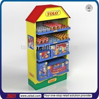TSD-W879 retail store promotion doll display cabinets,doll display stand,plush toys display stand