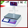 30kg price computing digital barcode printing machine small scale