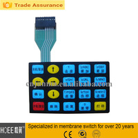 electronic scales panel switch membrane electric switch keypad