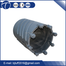 High Quality Hard Rock Drilling Core Barrel with Roller Bits for Piling