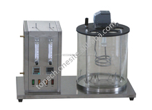 engine cooling fluid bubble test equipment/coolant fluid tester