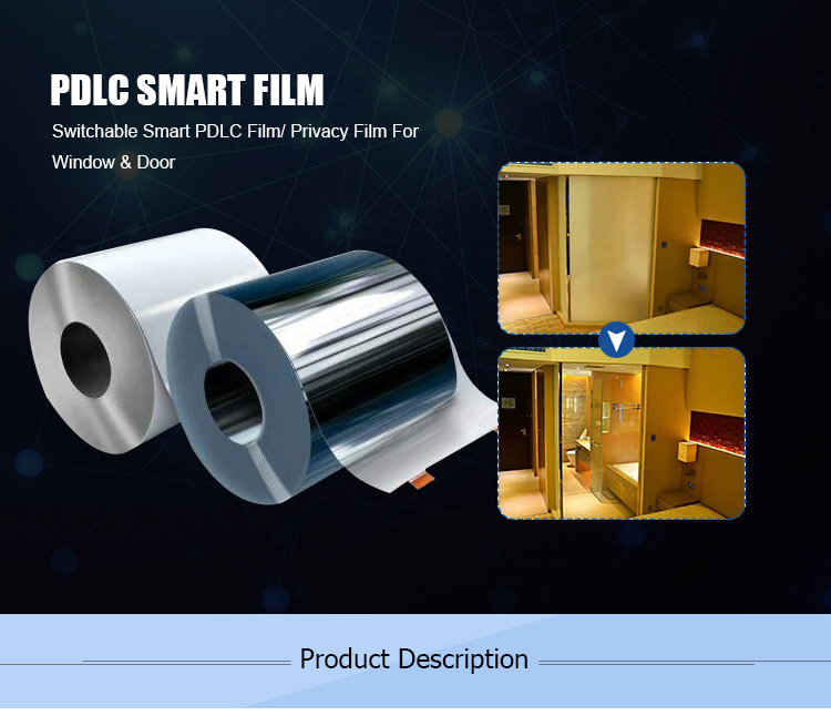 privacy smart film