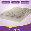 10 inch latex gel memory foam inner spring bed mattress