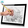 HUION A4 Adjustable Graphic Tracing Tablet Copy Board LED Sketch pad LED Light Pad