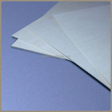 Aero Light 1mm Thin Balsa Sheet Good Color for Sales