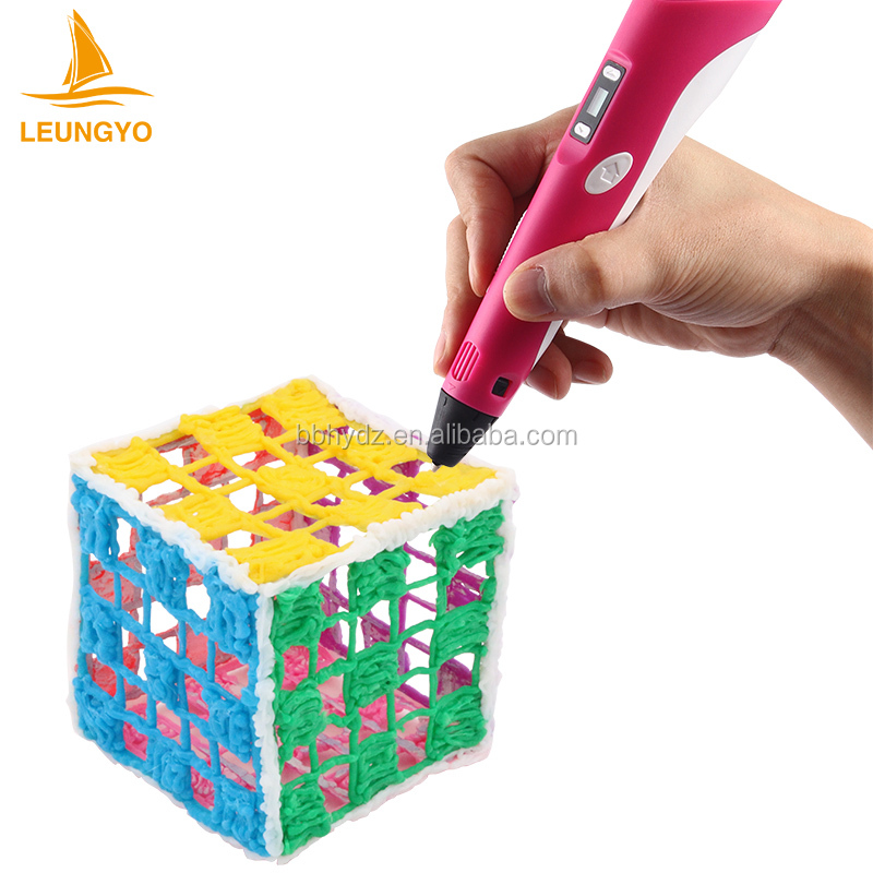 Innovative Educational Equipment LEUNGYO 3D Printing Pen