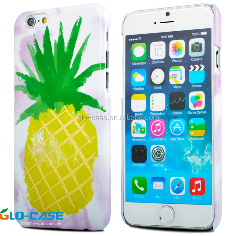 Custom Print PC Hard Plastic Phone Case for iPhone 6/6S
