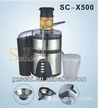 Hot Sale Commercial Juicer/ Squeezer ,CE Approval (SC-X500)