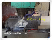 High quality stainless steel golf head enclosure CNC processing