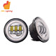 4.5 inch led headlight motorcycle jeep 30W power with CREE LED chip brightest foglight
