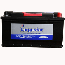 Newest high quality sealed Maintenance Free car battery DIN66(12V 66ah)