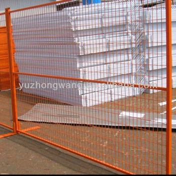 Decorative Canada Temporary Fence for Playground