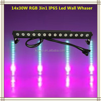 14pcs 30W 3in1 RGB outdoor Pixel King led city color light