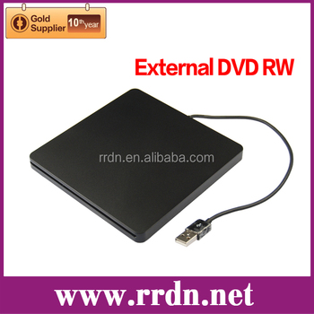 External DVD RW Writer SATA Slot in DVD Drive