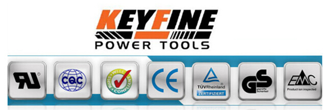 KEYFINE Heavy duty high performance motor 180mm/230mm ANGLE GRINDER