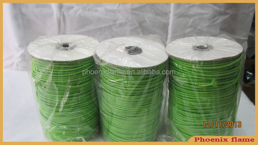 3mm polyester round elastic cord/Elastic rope