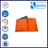 China factory pe tarpaulin for roofing cover tarp rolls