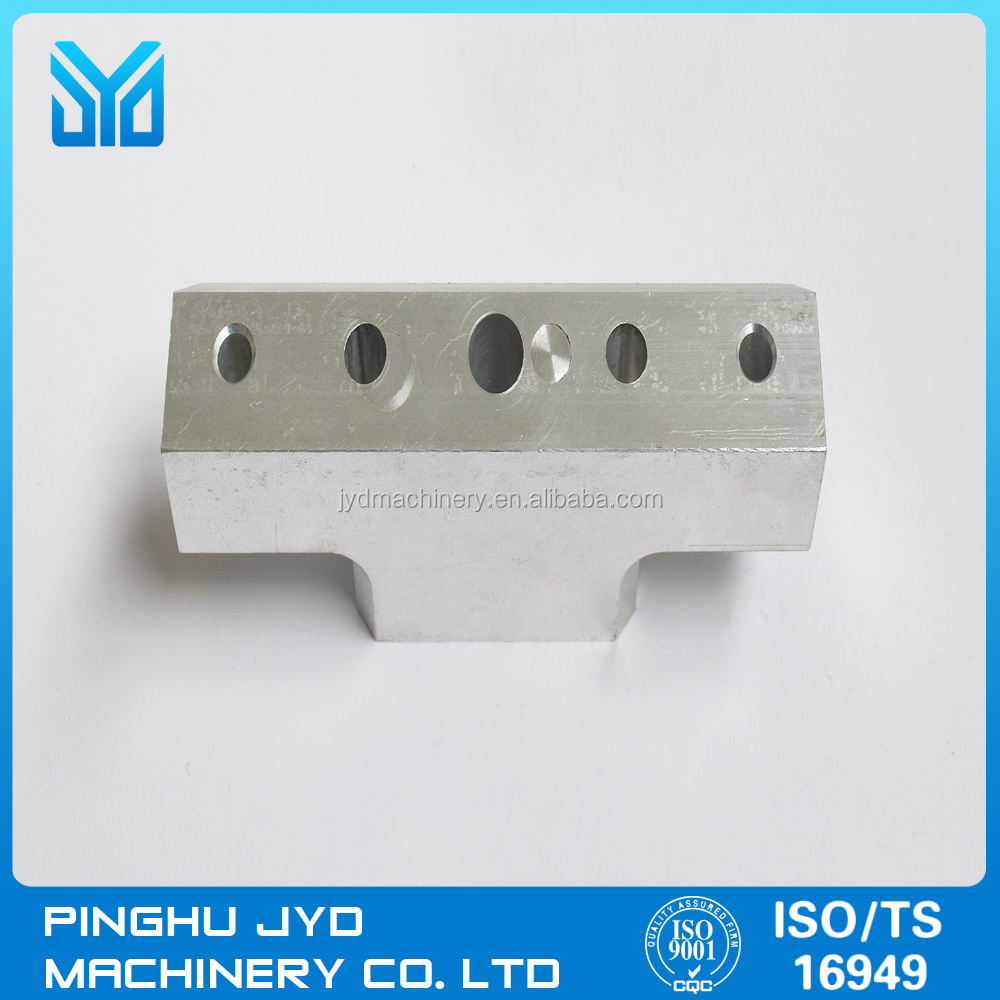 Aluminum precisoin cnc lathe machining parts