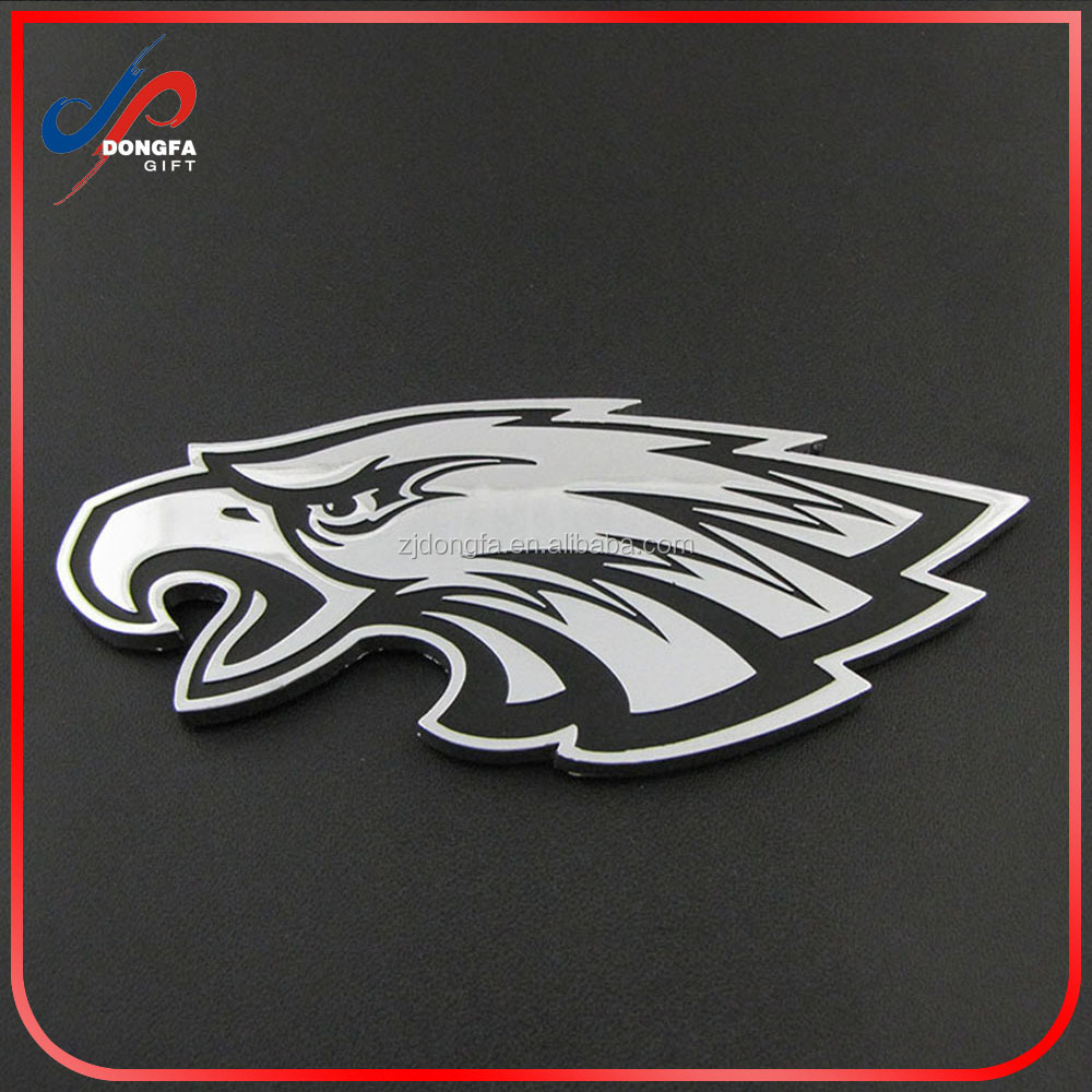 Philadelphia Eagles Metal Emblem
