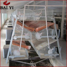 Make Two Floor Rabbit Cage For Rabbit Use Rabbit Cage Materials In China
