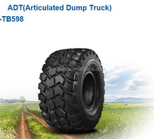 triangle brand tyre Articulated dump truck tyre off road tire
