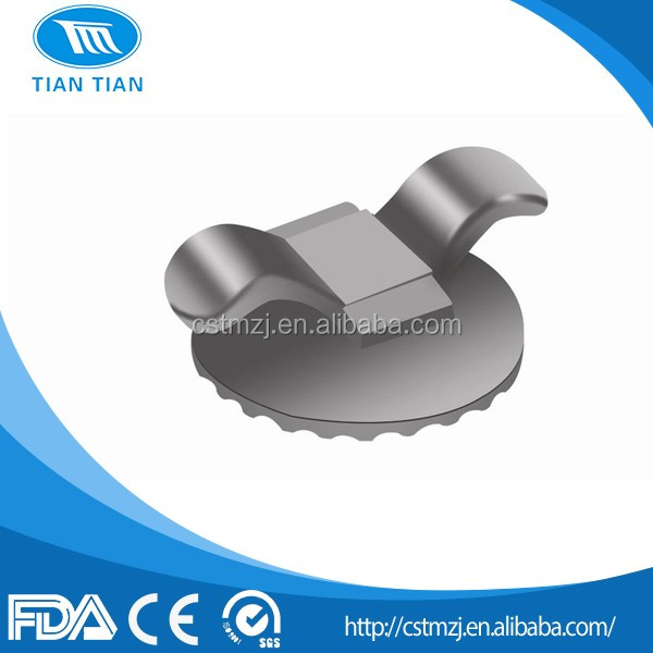 Orthodontic Lingual Buttons/Orthodontic Attachments Bondable Buttons Twins