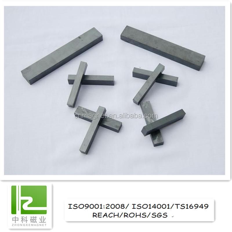 Customed Cutting anisotropic Y30BH Block Ferrite magnet