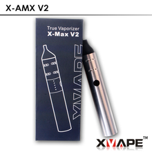 2015 the newest e cigarette X-Max V2 e cig dry herb vaporizer Wax Vaporizer with nice price