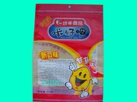 heat seal resealable plastic bags for food/resealable food bags
