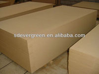 2.5-30mm e1/e2 grade plan mdf wood