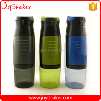 Hold Your Cards and Money PET/PCTG Plastic Sport Water Bottle with Storage/Packet for Outdoor Sports