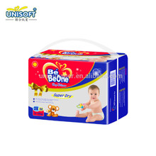 Hot Sale Cheap Disposable sleepy wetness indicator Baby Diapers Facory In China export to africa market.