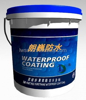 Thermal Insulating Elastomeric Waterproof Coating/polyurethane waterproof coating/waterproof roof coating