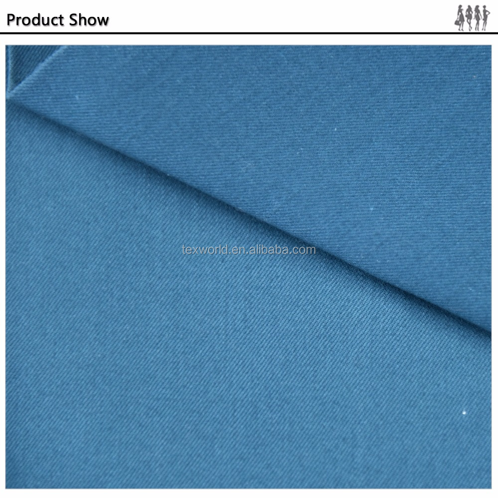 Gold supplier China custom wholesale cotton twill canvas fabric price factory